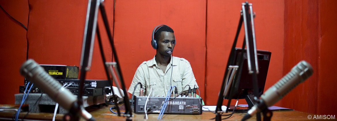 Journalists AMISOM cc